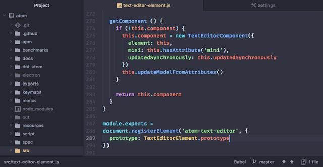 aplikasi text editor