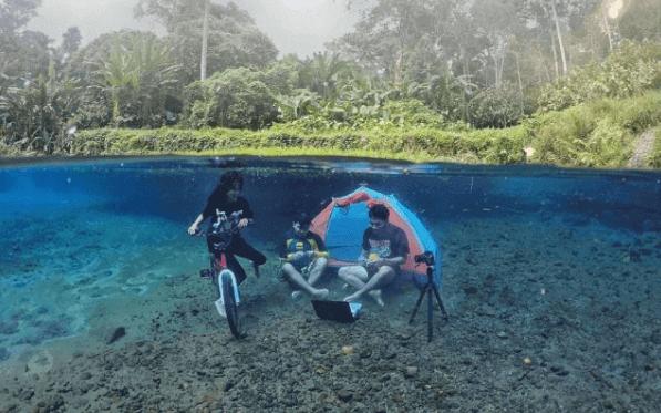 10 tempat wisata Lampung
