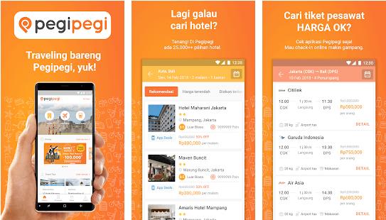 7 aplikasi booking hotel