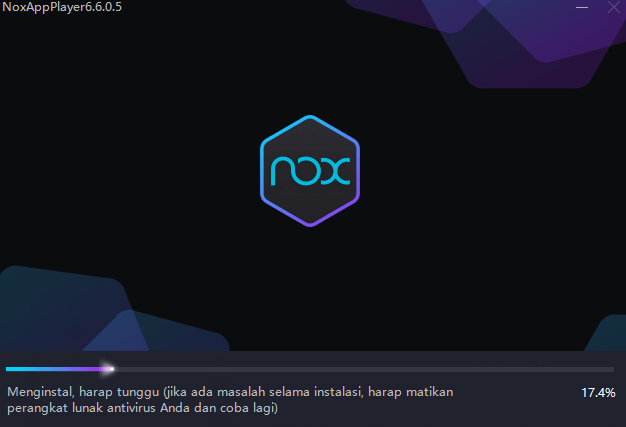cara instal nox player