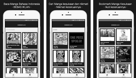 aplikasi baca manga