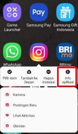 ke info aplikasi