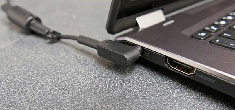 baterai laptop tidak mengisi