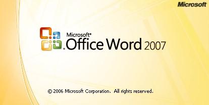 cara aktivasi Office 2007